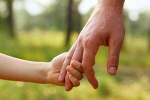 Junge Väter: eine vernachlässigte Ressource?